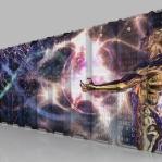 projekt i wizualizacja grafiki na superkomputer